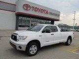 2008 Super White Toyota Tundra Double Cab 4x4 #51669704