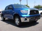 2008 Blue Streak Metallic Toyota Tundra TRD CrewMax 4x4 #51669530