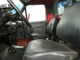 1988 Ford F700 Regular Cab Dump Truck Grey Interior