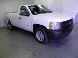 2011 Summit White Chevrolet Silverado 1500 Regular Cab #51670004