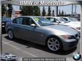 2006 Silver Grey Metallic BMW 3 Series 330i Sedan #51669843
