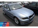 2011 Blue Water Metallic BMW 3 Series 328i Sedan #51669846