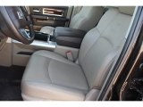 2010 Dodge Ram 3500 Laramie Mega Cab 4x4 Dually Light Pebble Beige/Bark Brown Interior