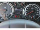 2010 Dodge Ram 3500 Laramie Mega Cab 4x4 Dually Gauges