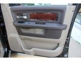 2010 Dodge Ram 3500 Laramie Mega Cab 4x4 Dually Door Panel