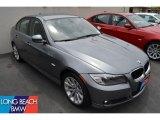2011 Space Gray Metallic BMW 3 Series 328i Sedan #51669863