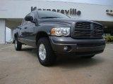 2004 Graphite Metallic Dodge Ram 1500 SLT Quad Cab 4x4 #51670019