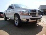 2006 Bright White Dodge Ram 1500 SLT Quad Cab #51670024