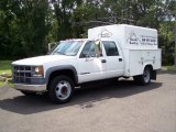 1998 Chevrolet C/K 3500 C3500 Crew Cab Commercial Truck Data, Info and Specs