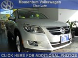 2011 White Gold Metallic Volkswagen Tiguan SEL #51670220