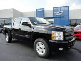2011 Black Chevrolet Silverado 1500 LT Crew Cab 4x4 #51669752