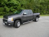 2010 Taupe Gray Metallic Chevrolet Silverado 1500 LT Extended Cab #51670039