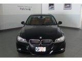 2011 Jet Black BMW 3 Series 328i Sedan #51669574