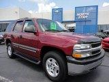 2004 Sport Red Metallic Chevrolet Tahoe LS 4x4 #51669759