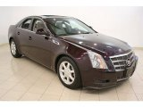 2009 Black Cherry Cadillac CTS 4 AWD Sedan #51670056