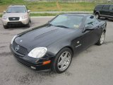 2000 Mercedes-Benz SLK 230 Kompressor Roadster Data, Info and Specs