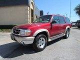 2000 Ford Explorer Eddie Bauer Data, Info and Specs