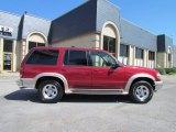2000 Ford Explorer Eddie Bauer Exterior