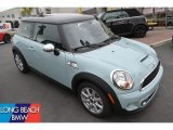 2011 Ice Blue Mini Cooper S Hardtop #51723799