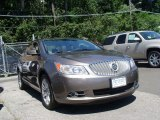 2010 Mocha Steel Metallic Buick LaCrosse CXL AWD #51723464