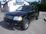 2003 Black Ford Explorer Limited 4x4 #51723969