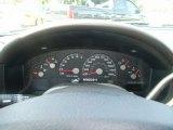 2003 Ford Explorer Limited 4x4 Gauges