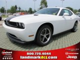 2011 Bright White Dodge Challenger Rallye #51723658
