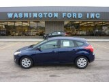 2012 Kona Blue Metallic Ford Focus SE 5-Door #51723832
