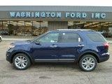 2011 Kona Blue Metallic Ford Explorer XLT 4WD #51723835