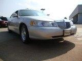 2000 Silver Frost Metallic Lincoln Town Car Cartier #51723999