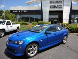 2009 Stryker Blue Metallic Pontiac G8 Sedan #51723701