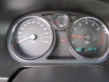 2010 Chevrolet Cobalt XFE Coupe Gauges