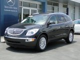 2010 Carbon Black Metallic Buick Enclave CXL #51724193