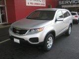 2012 Bright Silver Kia Sorento LX #51723883
