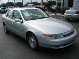 2001 Bright Silver Saturn L Series L300 Sedan #51724204