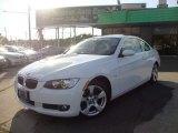 2008 Alpine White BMW 3 Series 328xi Coupe #51723732