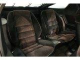 Dodge Daytona Interiors