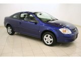 2007 Laser Blue Metallic Chevrolet Cobalt LS Coupe #51724052