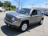 2011 Jeep Patriot Mineral Gray Metallic