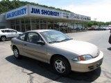 2002 Sandrift Metallic Chevrolet Cavalier Coupe #51723909