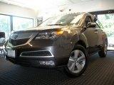 2010 Grigio Metallic Acura MDX  #51724231