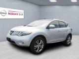 2009 Brilliant Silver Metallic Nissan Murano LE AWD #51724258