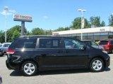 2011 Black Toyota Sienna LE #51723772