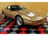 Chevrolet Corvette 1984 Data, Info and Specs