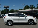 2011 Super White Toyota RAV4 Limited 4WD #51723777