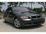 2008 Space Grey Metallic BMW 3 Series 328i Sedan #51777132