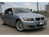 2009 Blue Water Metallic BMW 3 Series 335i Sedan #51777134