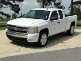 2007 Chevrolet Silverado 1500 LT Extended Cab Data, Info and Specs