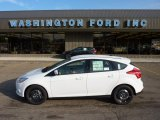 2012 Oxford White Ford Focus SE 5-Door #51777002