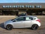 2012 Ingot Silver Metallic Ford Focus SE 5-Door #51777003